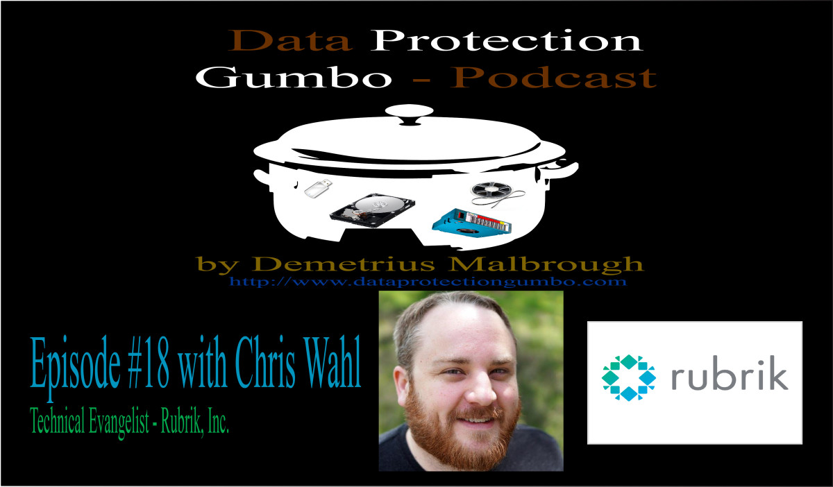 018: Rubrik: Protect the Rubrik Way! – Data Protection Gumbo